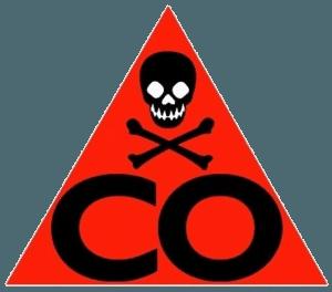 szén-monoxid mérgezés elkerülése