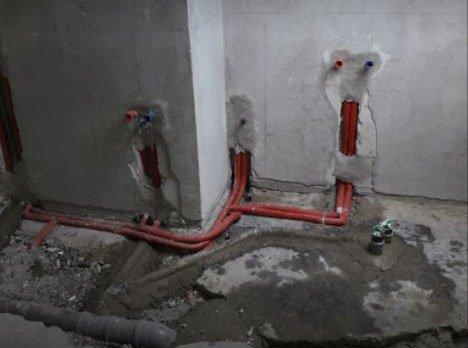 Vízvezeték rendszer javítás, szerelés