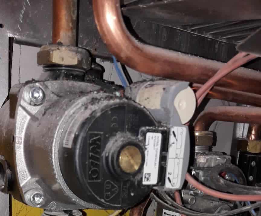 Teréki Viktor profi gázszerelő Angyalföld területén